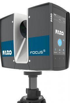 FARO-3D-scanner